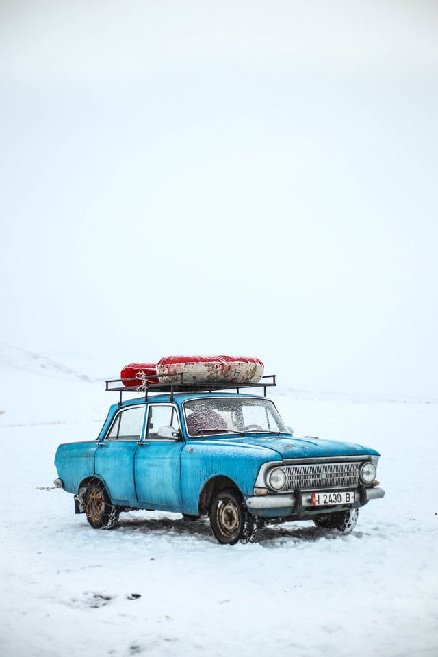 winter safety travel tips