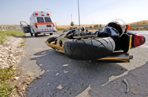 MOTORCYCLE ROLLOVER ACCIDENTS
