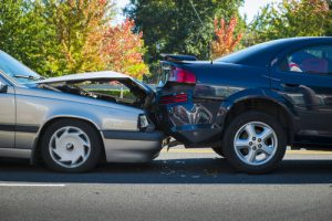 rear end accidents