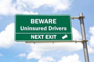 Uninsured/Underinsured Motorist Accidents