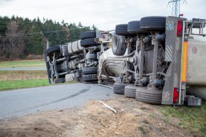 OVER-THE-COUNTER DRUG USE AND TRUCK ACCIDENTS